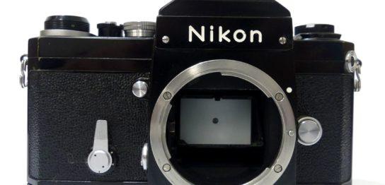 Nikon F アイレベル カメラ