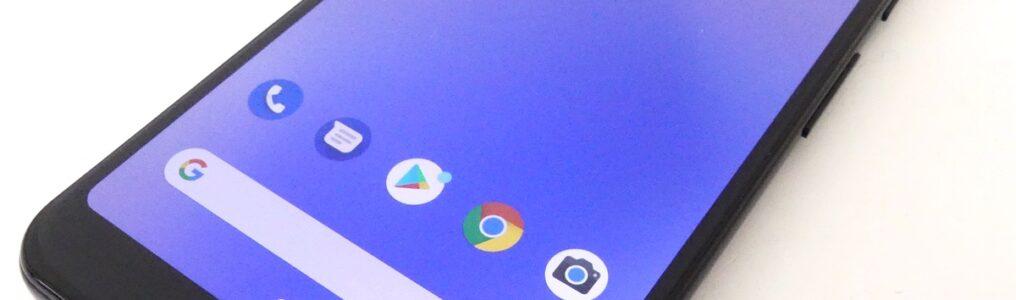 Google Pixel3 XL