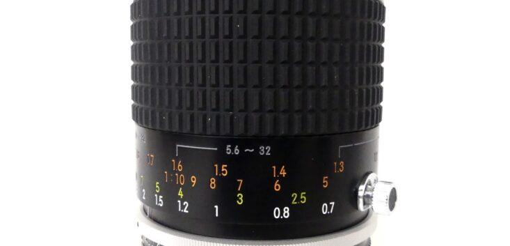 NIKON Nikkor 105mm F2.8 カメラレンズ